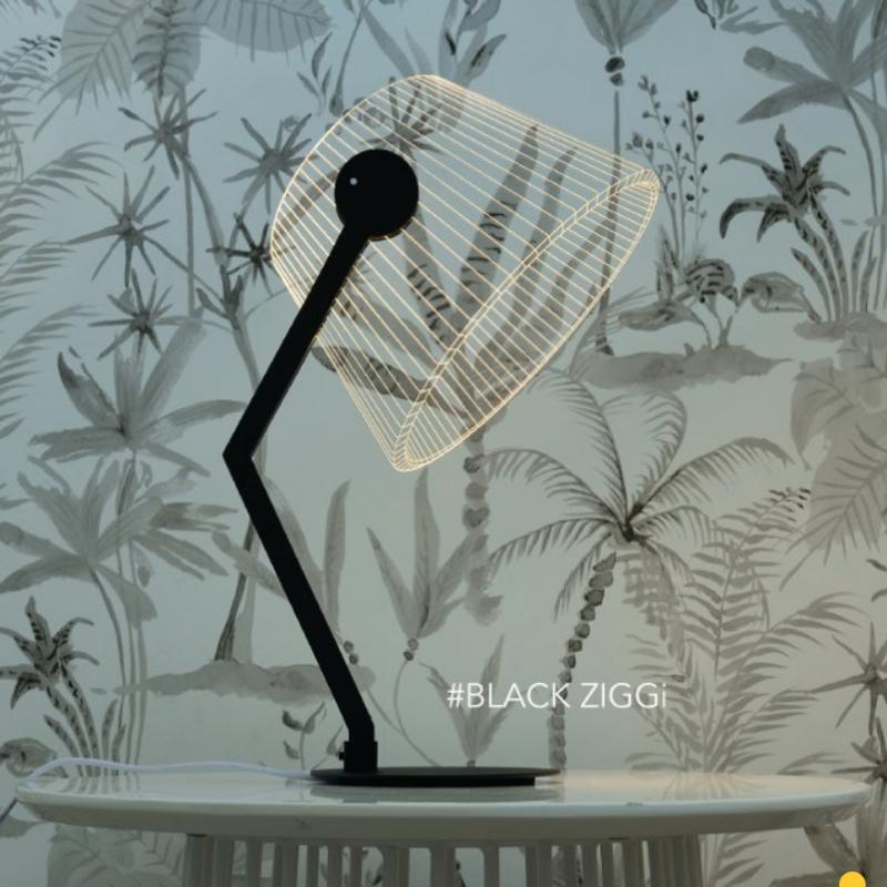Ledljuslampa Black ZIGGi