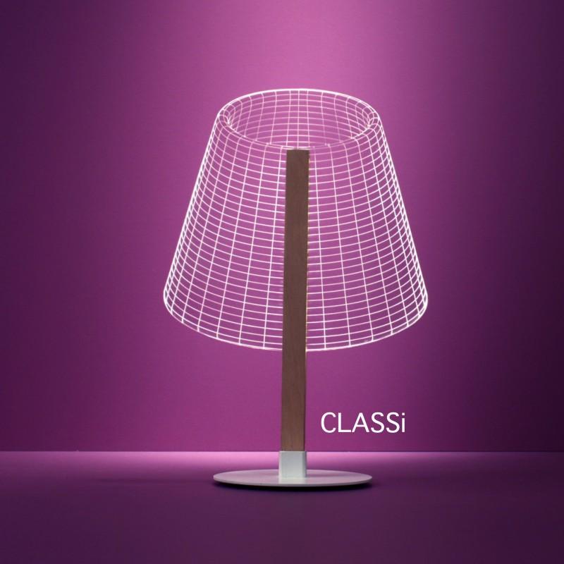 Ledljuslampa Classi