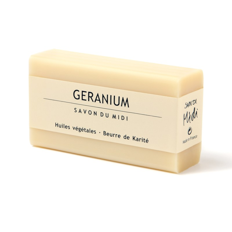 Geranium tvål