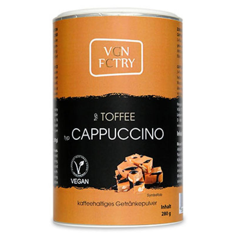 Cappuccino toffee