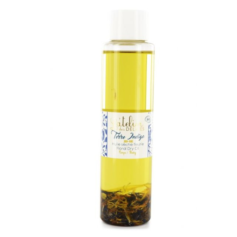 Floral Dry Body oil Latelier delices 4536