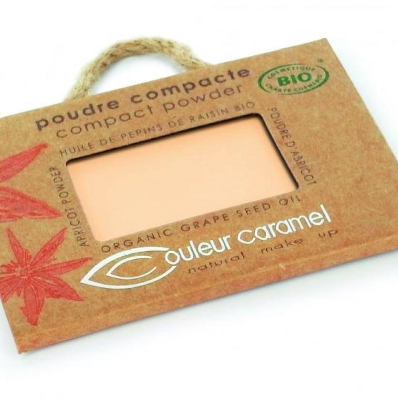 Couleur Caramel Compact powder n°02 Light beige 4536