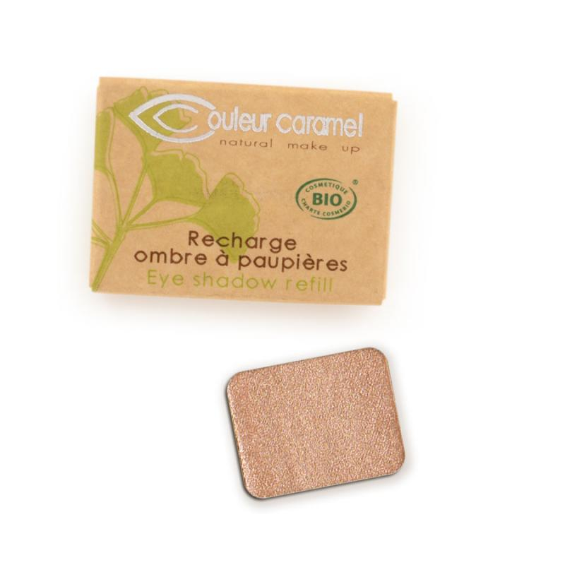 Couleur Caramel Refill Eye shadow n°104 Pearly Bora Bora 4536