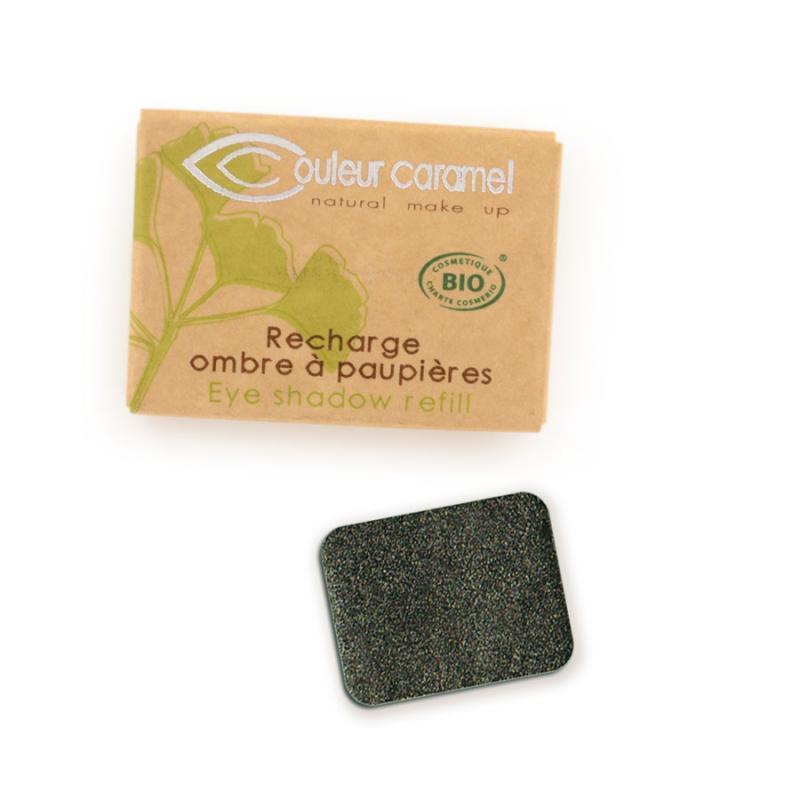 Couleur Caramel Refill Eye shadow n°118 Starry lawn grey 4536
