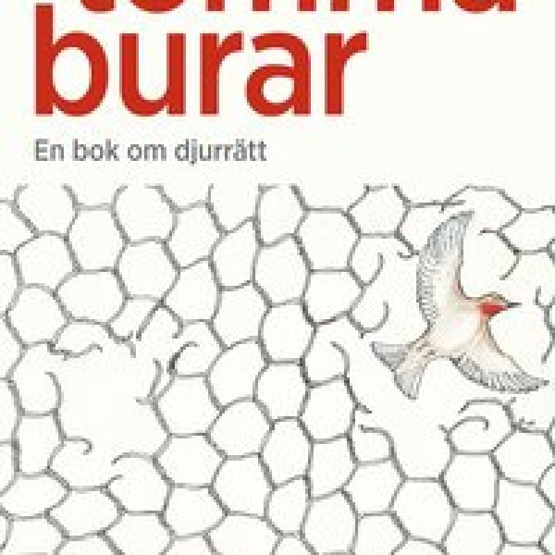 Tomma Burar : en bok om djurrätt ord pris 149:-
