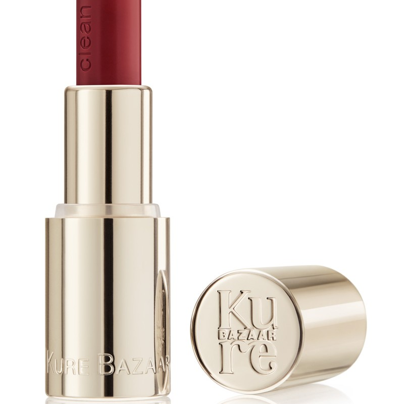 Kure Bazaar Satin lipstick Tea Rose + Case 4536