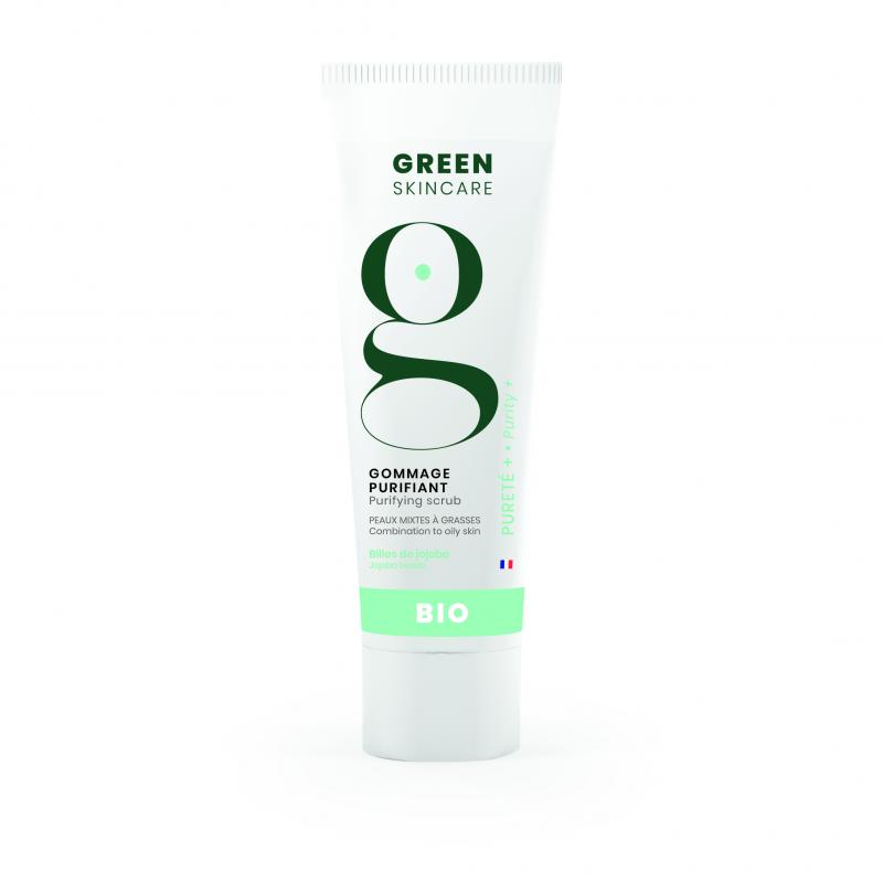 Green Skincare Purity+ Purifying Scrub for oily/combination skin 50 ml 4536