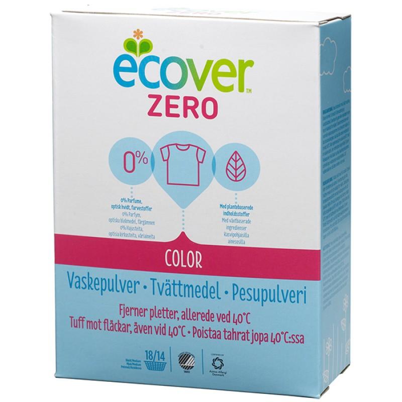 Ecover tvättmedel färg
