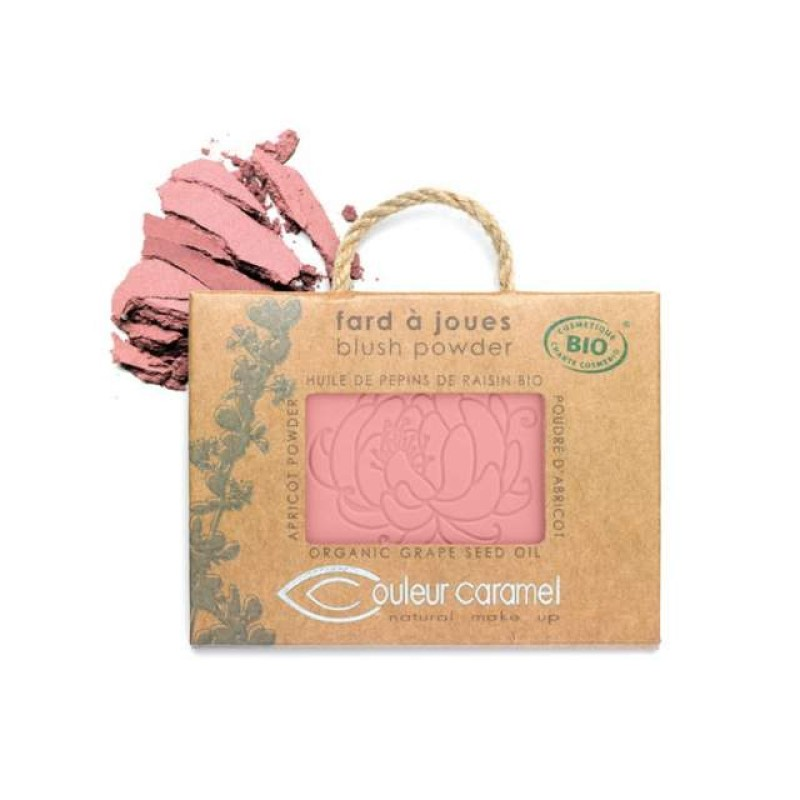 Couleur Caramel Blush powder n°52 Fresh pink 4536