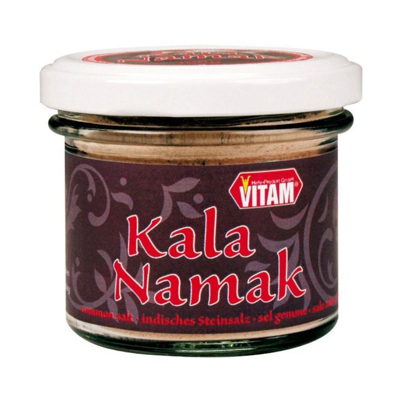 Kala Namak - svart salt 100gr