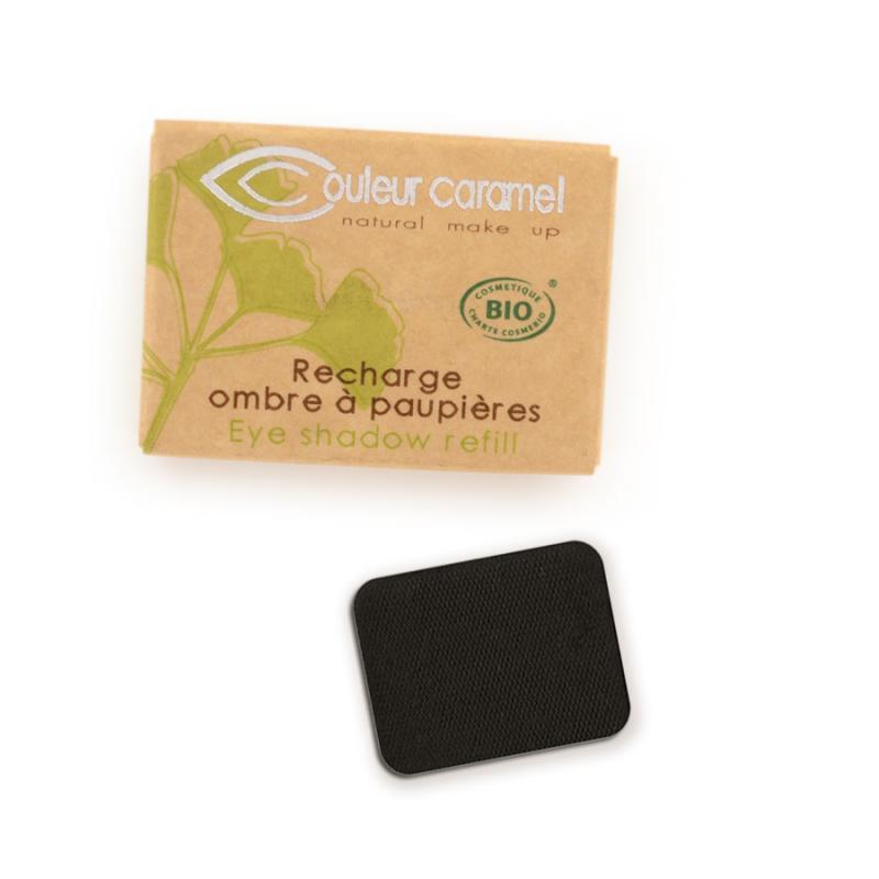 Couleur Caramel Refill Eye shadow n°023 Matt black 4536