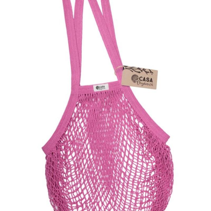 String Bag - Hallon
