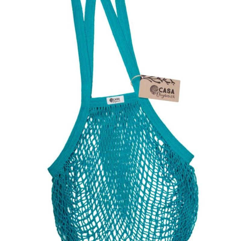 String Bag - Teal