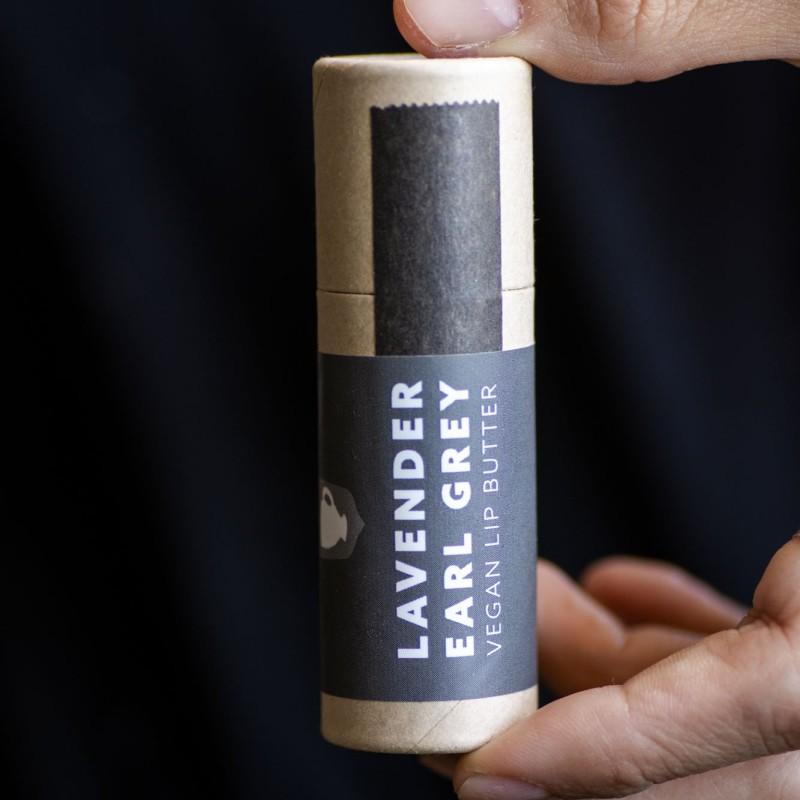 Lip butter Lavendel & earl grey
