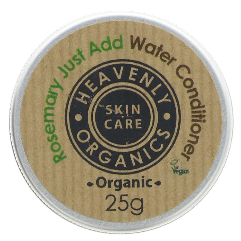 Heavenly Organics Skin Care Rosemary Conditioner Powder 25g