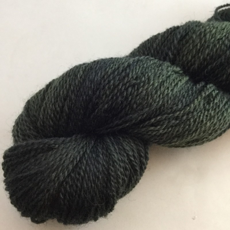 "Soft Grey Fingering ""granskog"""