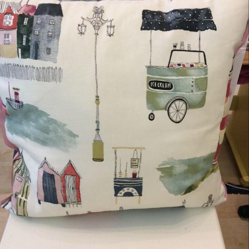 Cushions -seaside