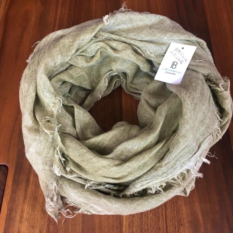 Schal Viskose und Wolle von