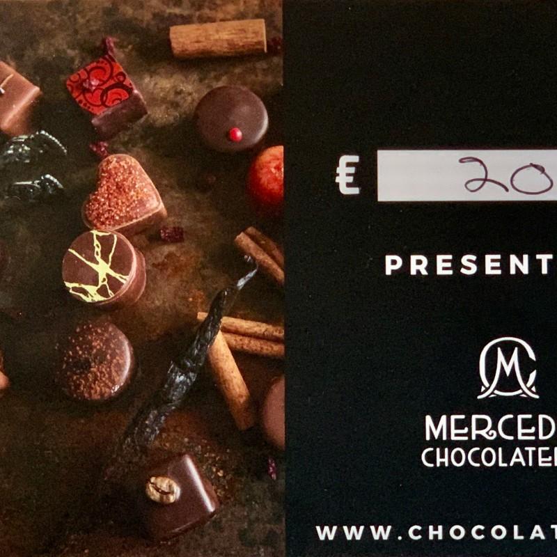 Mercedes presentkort, 20 euro