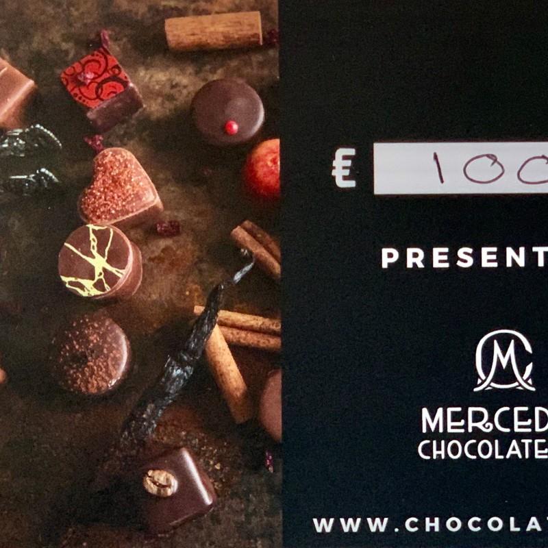 Mercedes presentkort, 100 euro