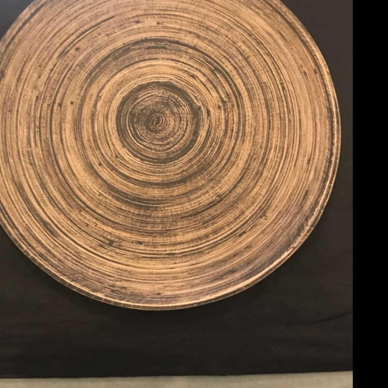 Bamboo Round Board/Plate