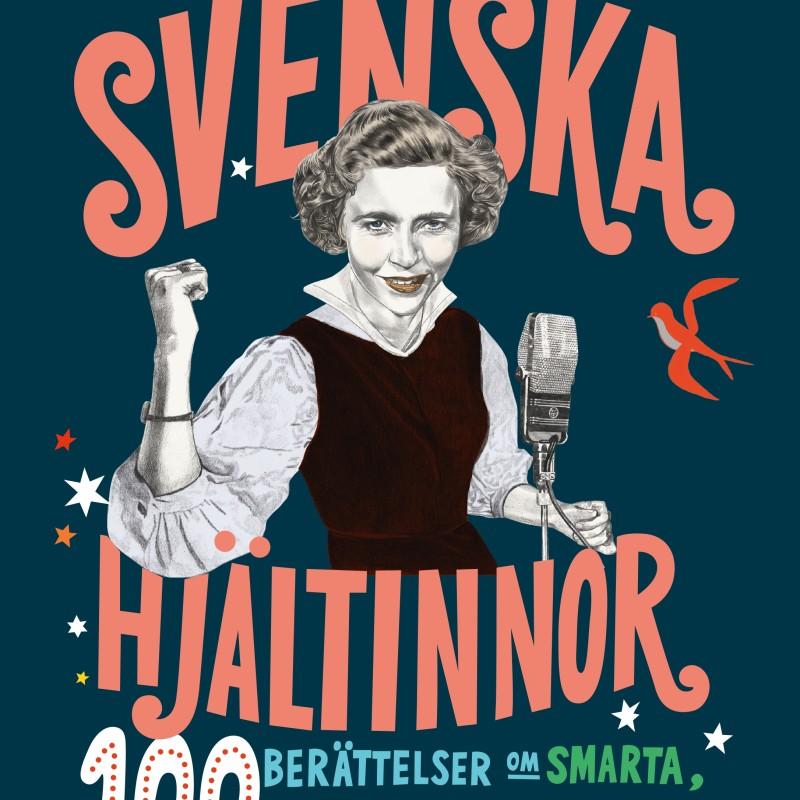 Bok - Svenska hjältinnor