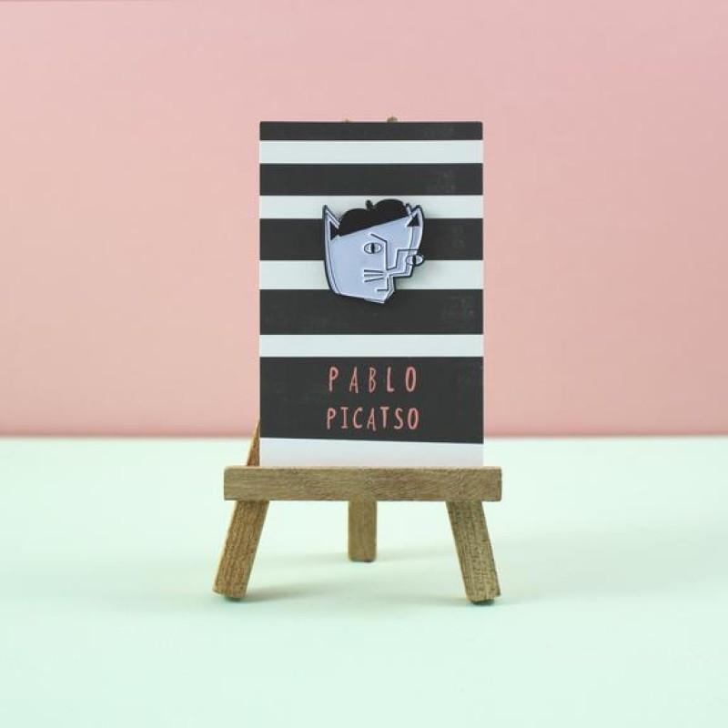 Niaski - Pablo Picasso Pin