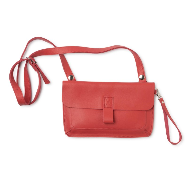 Keecie - Bag/Clutch Monkey Tree Coral
