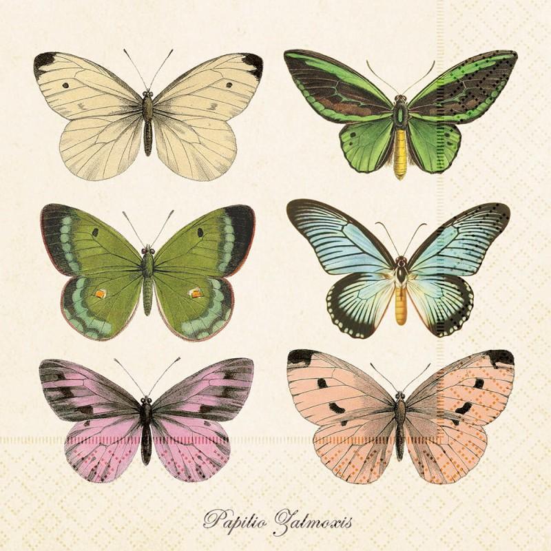 Sköna Ting - Servetter Fjärilar