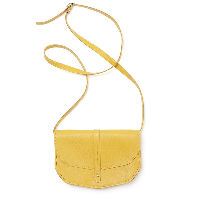 Keecie - Move Mountains Bag Yellow