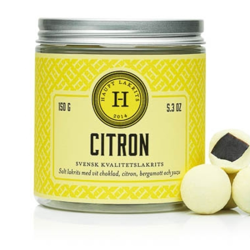 Haupt Lakrits - Citron