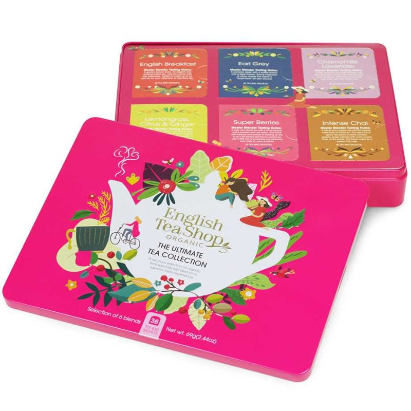 English Tea Shop - Telåda The Ultimate Tea Collection
