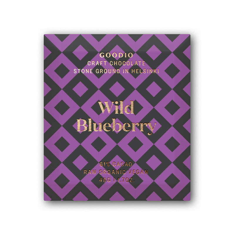 GOODIO - Wild Blueberry