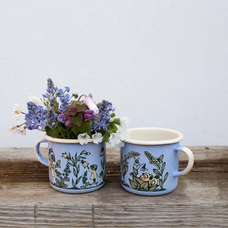 "Kajsa Wallin - Kids mug ""The Secret Garden"""