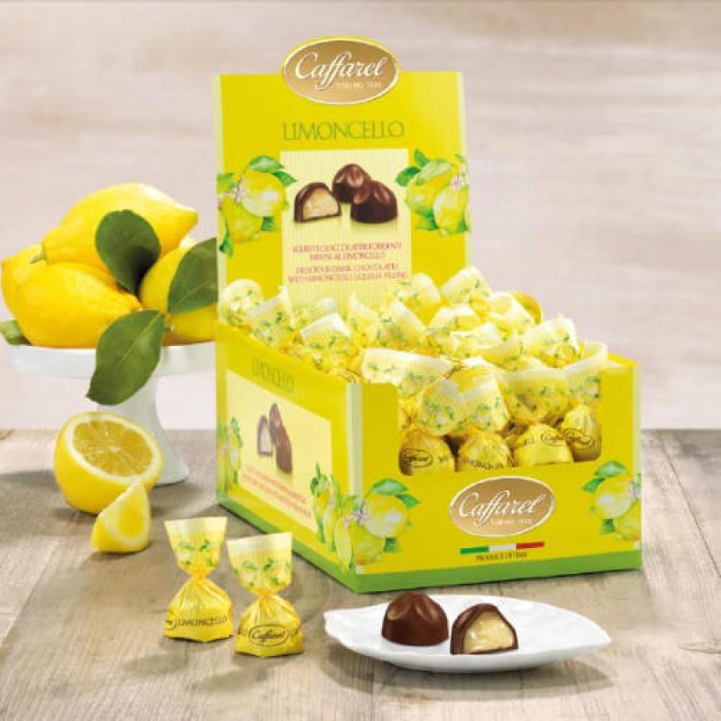 Limoncello - Liten chokladpralin