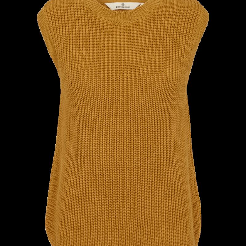 Basic Apparel - Sweety Vest Organic Honey Mustard