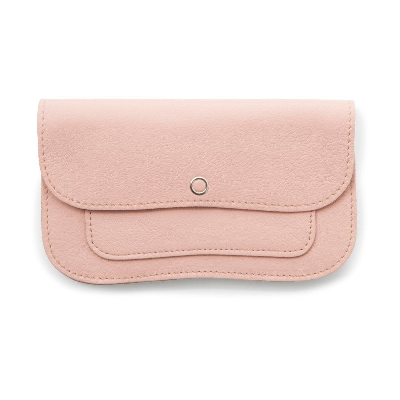 Keecie - Wallet Cat Chase Medium Soft Pink