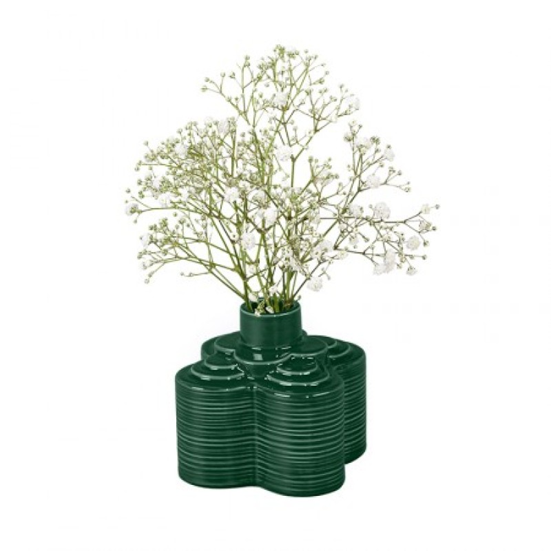 Orla Kiely - Vas Striped Petal Seagrass