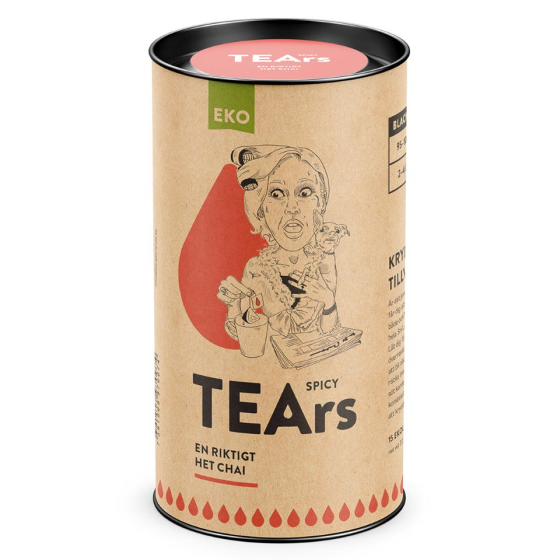 TEArs - Spicy