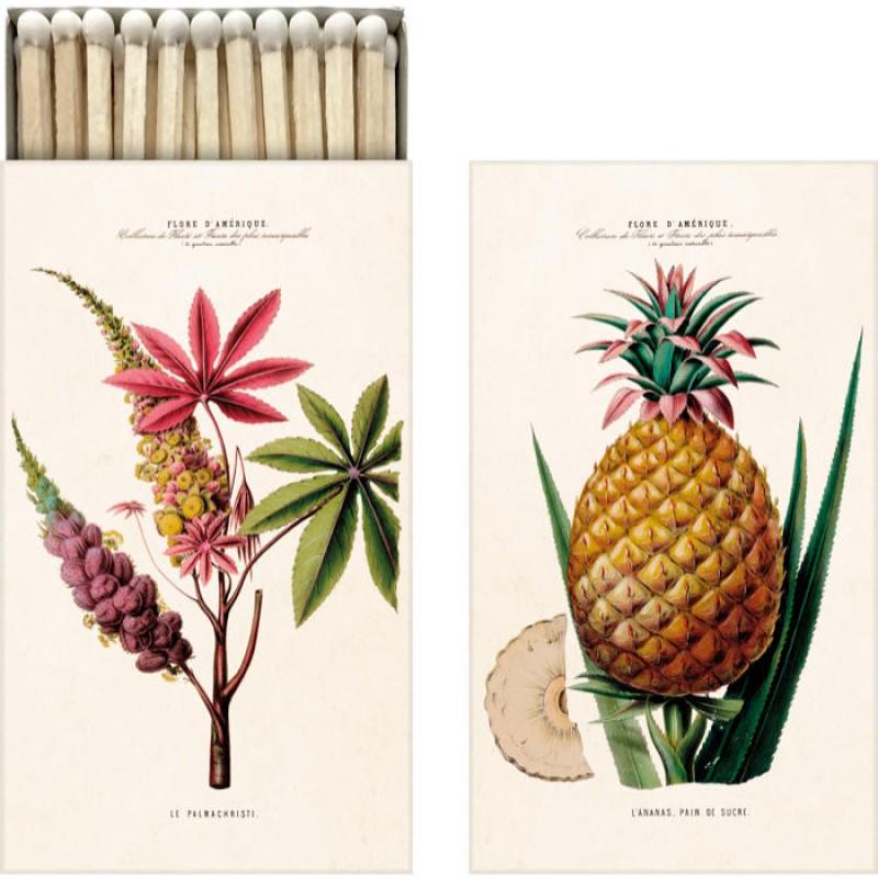 Sköna Ting - Tändsticksask Ananas