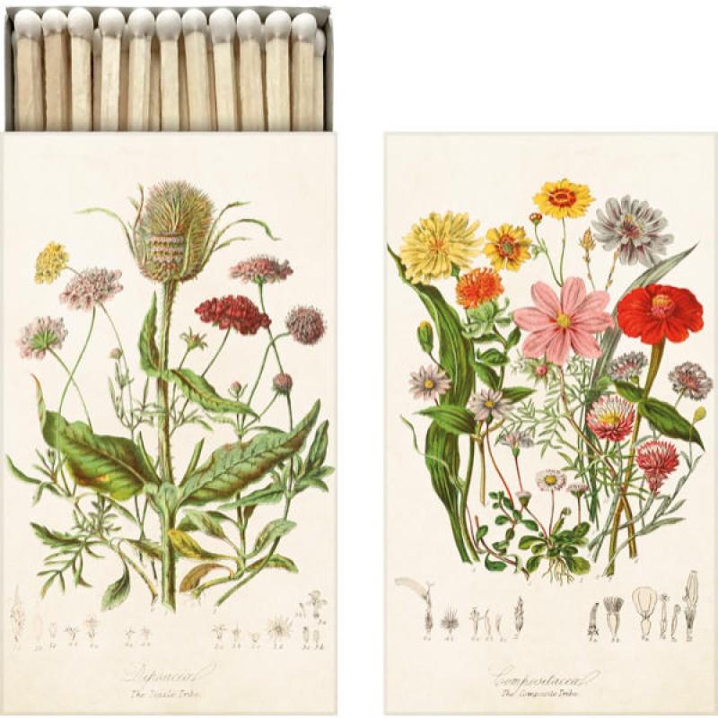 Sköna Ting - Tändsticksask Blomsteräng