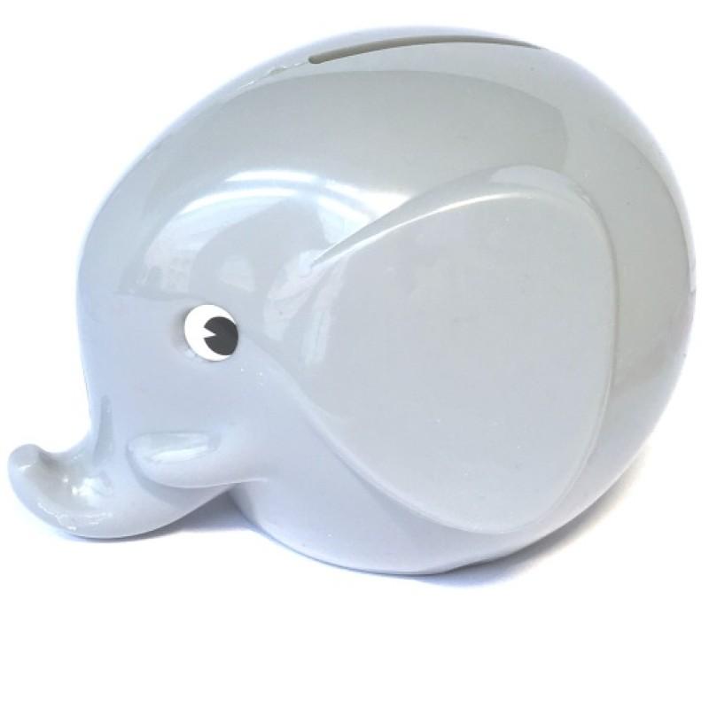 OMM Design - Sparbössa elefant STOR - grå