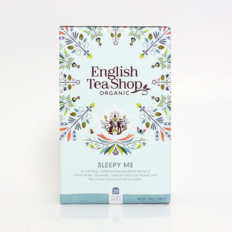 English Tea Shop - Hälsote Sleepy Me