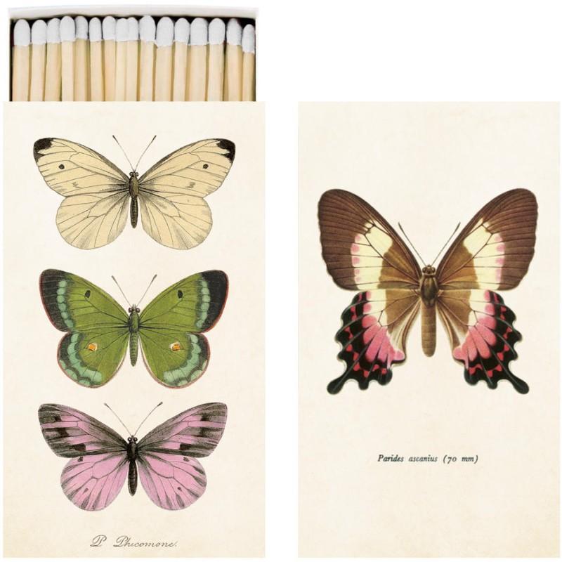 Sköna Ting - Tändsticksask Fjärilar