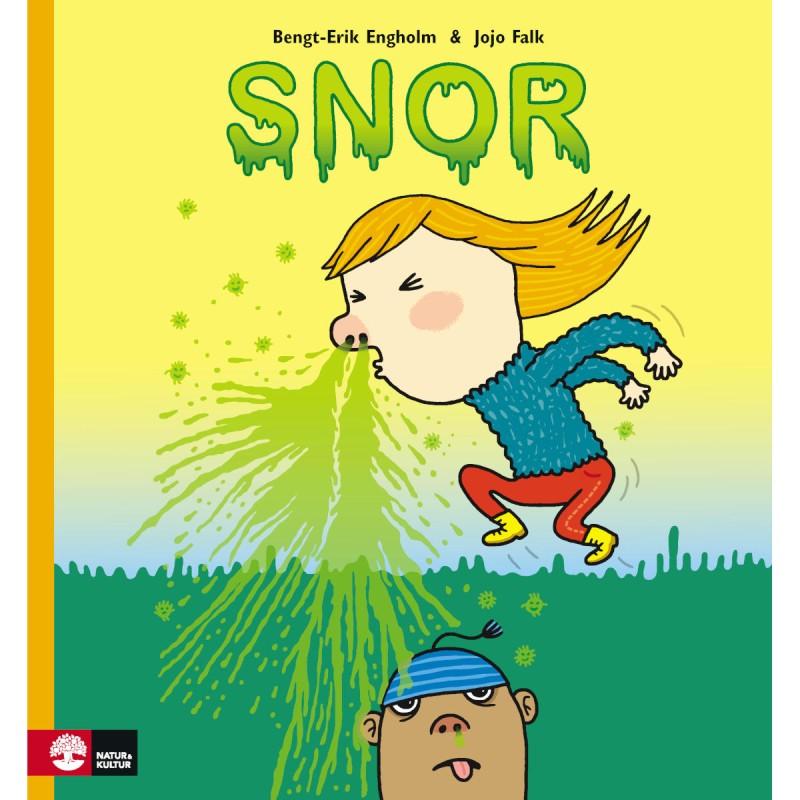 Bok - Snor