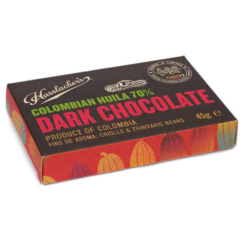 Hasslachers - Colombian Huila 70% Dark Chocolate
