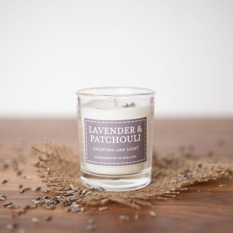 The Country Candle Company -  Lavender & Patchouli