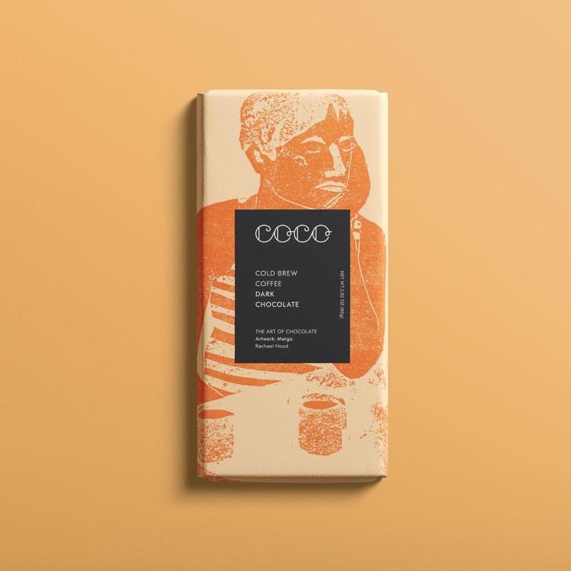 COCO Chocolate - Olika smaker