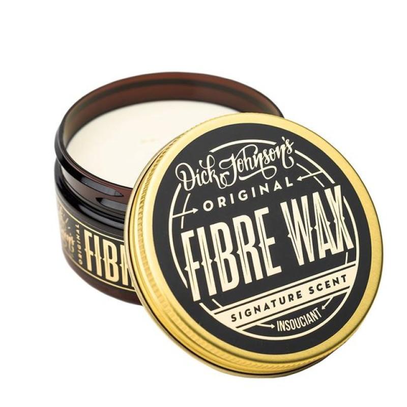 Dick Johnson - Fibre Wax