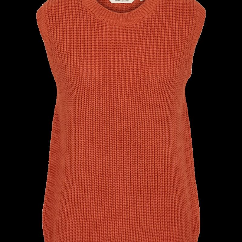 Basic Apparel - Sweety Vest Organic Ginger Spice